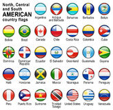 Ιστός σημαιών κουμπιών Στοκ φωτογραφίες με δικαίωμα ελεύθερης χρήσης