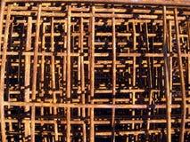 Ιστός σιδήρων Στοκ Φωτογραφία