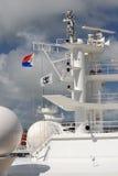 Ιστός σκαφών Στοκ φωτογραφία με δικαίωμα ελεύθερης χρήσης