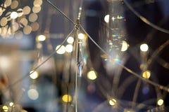 Ιστός συσκευών φωτισμού Στοκ εικόνες με δικαίωμα ελεύθερης χρήσης