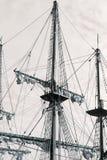 Ιστός του παλαιού γαλονιού Στοκ Εικόνες