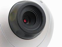Ιστός φωτογραφικών μηχανών Στοκ εικόνα με δικαίωμα ελεύθερης χρήσης