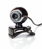 Ιστός φωτογραφικών μηχανών Στοκ Εικόνα