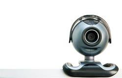 Ιστός φωτογραφικών μηχανών Στοκ Φωτογραφία