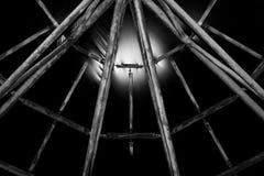 Ιστός χάλυβα Στοκ φωτογραφίες με δικαίωμα ελεύθερης χρήσης