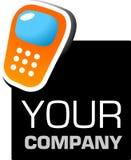 Ιστός 2.0 λογότυπων Στοκ Εικόνες