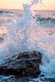 ισχυρά κύματα Στοκ Φωτογραφίες