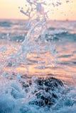 ισχυρά κύματα Στοκ Φωτογραφία