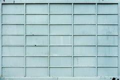 Ισχυρή πύλη μετάλλων Στοκ φωτογραφία με δικαίωμα ελεύθερης χρήσης