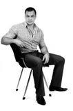 Ισχυρός υγιής άνδρας Στοκ εικόνες με δικαίωμα ελεύθερης χρήσης