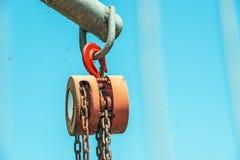 Ισχυρός χρησιμοποιημένος ανελκυστήρας Στοκ Εικόνες