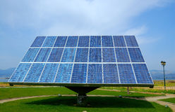 ισχυρό ηλιακό σύστημα Στοκ Εικόνα