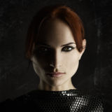 Ισχυρό πορτρέτο γυναικών Στοκ φωτογραφία με δικαίωμα ελεύθερης χρήσης