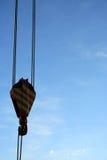 ισχυρό serie λεπτομέρειας γερανών στοκ φωτογραφία