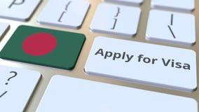 ΙΣΧΥΣΤΕ ΓΙΑ το κείμενο ΘΕΩΡΗΣΕΩΝ και τη σημαία του Μπανγκλαντές στα κουμπιά στο πληκτρολόγιο υπολογιστών τρισδιάστατη εννοιολογικ στοκ εικόνες με δικαίωμα ελεύθερης χρήσης