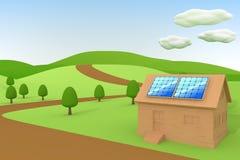ισχύς επιτροπών ηλιακή διανυσματική απεικόνιση