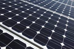 ισχύς ηλιακή Στοκ φωτογραφίες με δικαίωμα ελεύθερης χρήσης