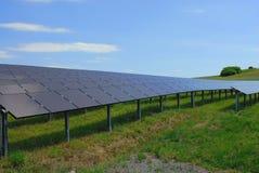 ισχύς ηλιακή Στοκ Εικόνες