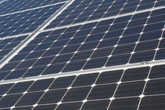 ισχύς ηλιακή Στοκ Εικόνα