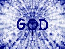 ισχύς Θεών εννοιολογικού σχεδίου Στοκ εικόνες με δικαίωμα ελεύθερης χρήσης