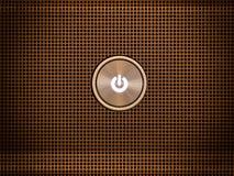 ισχύς κουμπιών στοκ φωτογραφίες με δικαίωμα ελεύθερης χρήσης