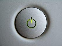 ισχύς κουμπιών Στοκ Φωτογραφίες