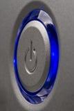 ισχύς κουμπιών Στοκ φωτογραφία με δικαίωμα ελεύθερης χρήσης
