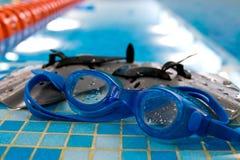 ισχύς κουπιών γυαλιών Στοκ εικόνες με δικαίωμα ελεύθερης χρήσης