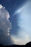 Ισχύς των ακτίνων Στοκ Φωτογραφία