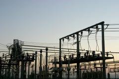 ισχύς 4 δικτύου Στοκ Φωτογραφία