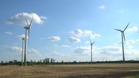 Ισχύς Eco ηλεκτρική ενέργεια που π απόθεμα βίντεο