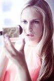 ισχύστε κοκκινίζει Στοκ φωτογραφία με δικαίωμα ελεύθερης χρήσης
