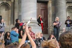 Ισότητα γάμου της Αδελαΐδα Στοκ εικόνα με δικαίωμα ελεύθερης χρήσης