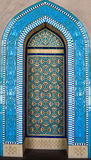 Ισλαμικά τέχνη και σχέδιο Στοκ φωτογραφία με δικαίωμα ελεύθερης χρήσης