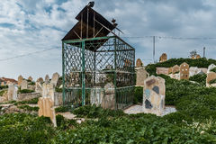 Ισλαμικοί τάφοι Στοκ εικόνες με δικαίωμα ελεύθερης χρήσης