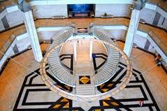ισλαμικό μουσείο Κατάρ doha &ta στοκ εικόνα με δικαίωμα ελεύθερης χρήσης