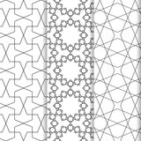 Ισλαμικό σύνολο σχεδίων Στοκ εικόνα με δικαίωμα ελεύθερης χρήσης