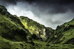 Ισλανδία, νότιο reigion Στοκ εικόνες με δικαίωμα ελεύθερης χρήσης