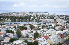 Ισλανδία Ρέικιαβικ Στοκ φωτογραφία με δικαίωμα ελεύθερης χρήσης