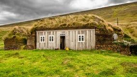 Ισλανδικό αγρόκτημα Στοκ εικόνα με δικαίωμα ελεύθερης χρήσης