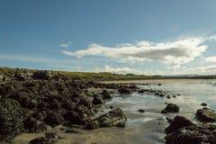 Ισλανδικό καλοκαίρι Στοκ εικόνα με δικαίωμα ελεύθερης χρήσης
