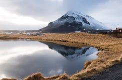 Ισλανδικό τοπίο, Ισλανδία Στοκ εικόνα με δικαίωμα ελεύθερης χρήσης