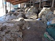 Ιταλία, λιμένας αλιείας Civitavecchia στοκ εικόνες με δικαίωμα ελεύθερης χρήσης