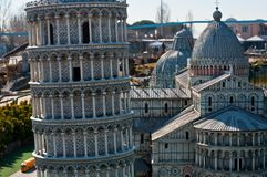 Ιταλία μίνι στοκ εικόνα με δικαίωμα ελεύθερης χρήσης