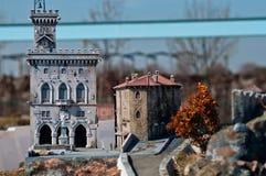 Ιταλία μίνι Στοκ Φωτογραφία