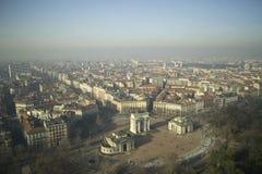 Ιταλία Μιλάνο Στοκ εικόνα με δικαίωμα ελεύθερης χρήσης