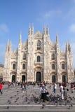 Ιταλία Μιλάνο στοκ φωτογραφίες