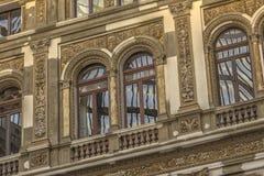 Ιταλία, Νάπολη, στοά 02.01.2018 του Umberto Στοκ φωτογραφία με δικαίωμα ελεύθερης χρήσης