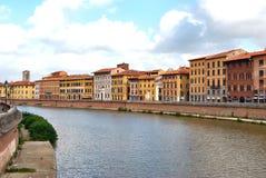 Ιταλία Πίζα Στοκ Φωτογραφία