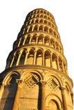 Ιταλία που κλίνει τον πύργο της Πίζας Στοκ Εικόνα